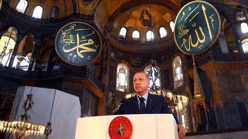 Dunia Islam Pekan Ini (10-17 Jul): Hagia Sophia Jadi Masjid Hingga Arogansi Israel