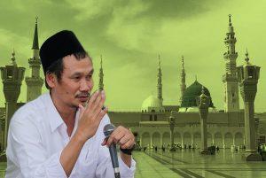 Ijazah Gus Baha kepada Hafidz Quran: Masa Semaan Al-Quran Cuma Kalau Ada Undangan?