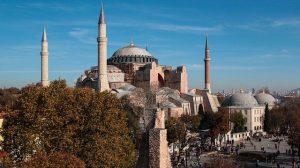 Sejarah Hagia Sophia: Dari Gereja, Masjid, Museum, Dikembalikan Erdogan Jadi Masjid