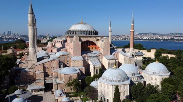Hagia Sophia akan Dijadikan Masjid Lagi, Pejabat AS Protes