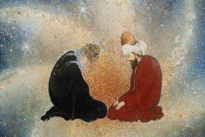 Doa orang Gila yang Membuat Sufi Bingung