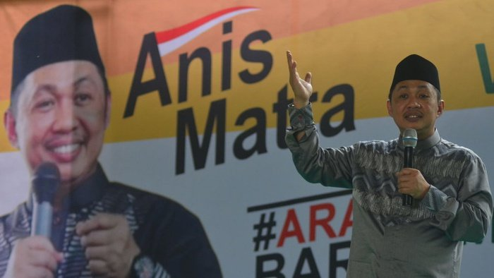 Partai Gelora Sowan Jokowi, Dapat Restu 'PKS Perjuangan' untuk Anis Matta dkk?