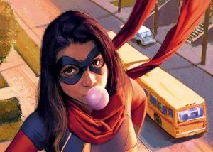 Superhero Muslim Perempuan Beraksi di Video Game Terbaru Marvel's Avengers!