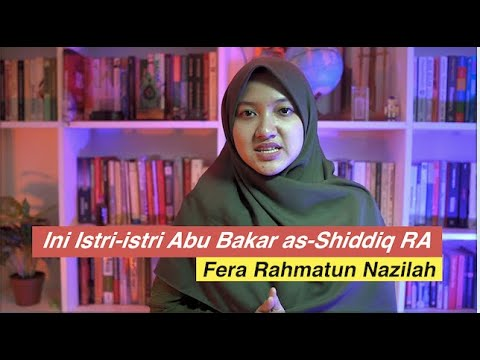 Tahukah Kamu Istri Abu Bakar? Begini Loh Perannya dalam Sejarah Islam