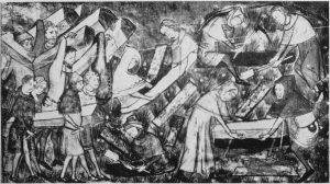 Wabah Black Death: Ketika Muslim Abad Pertengahan Belum Menjangkau Dunia Mikrobatis