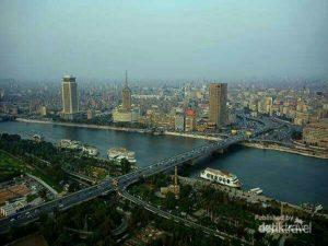 Megahnya Kota Kairo di Masa Dinasti Fathimiyyah