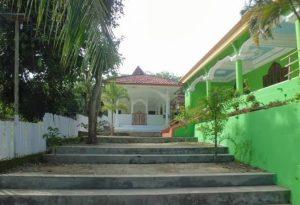Napak Tilas Sayyidah Waliyah Zainab di Pulau Bawean
