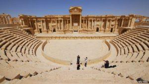 Palmyra, Kota Peradaban di Suriah yang Kini Dikuasai ISIS