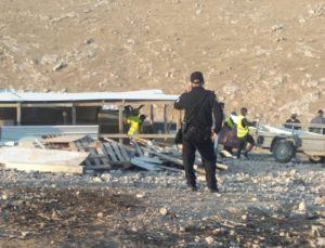 Vandalisme dan Pembakaran Masjid Terjadi Lagi di Yerusalem Timur