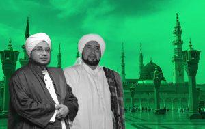 Kisah Perkenalan Habib Syech dan Habib Munzir: Dakwah Sendiri Tanpa Antar-Jemput