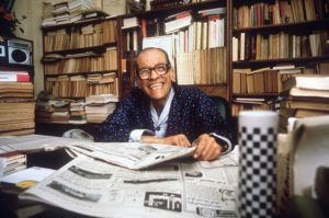 Mengenal Naguib Mahfouz Sebagai Esais Sastra dan Filsafat
