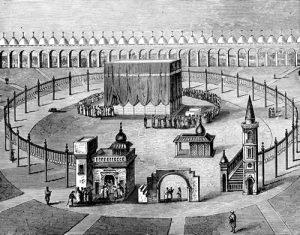Ketika Tanah Suci Makkah Diserang Wabah Kiriman Sultan Agung dan Ratu Kidul