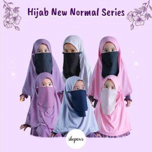 Menyoal Normalisasi Jilbab bagi Balita & Justifikasi Iklan Jilbab New Normal= Anjuran Bercadar Sejak Balita?