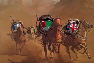 Campur Tangan Inggris dan Sejarah Berdirinya Negara Kerajaan Saudi