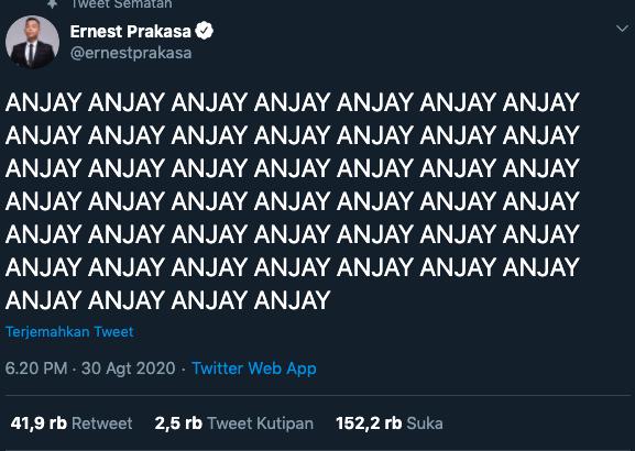 Anjay… Begini Loh Analisis 'Kata Anjay' dalam Ilmu Pragmatik & Kenapa Diributkan Publik