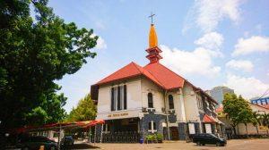 Umat Islam Leluasa Berdakwah di Katedral Semarang, Kok Bisa?
