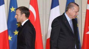 Perselisihan Erdogan dan Macron Memanas, Prancis Panggil Kembali Duta Besar untuk Turki