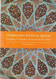 Resensi: Kajian Terjemahan Puitis Al-Qur'an di Jawa Barat