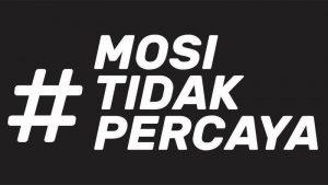 Dikepung #MosiTidakPercaya Jokowi Harusnya Lebih Mendengarkan Publik