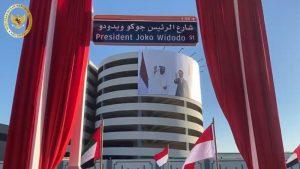 Presiden Jokowi Bakal Jadi Nama Masjid di Abu Dhabi, Rest Area Baru Nih