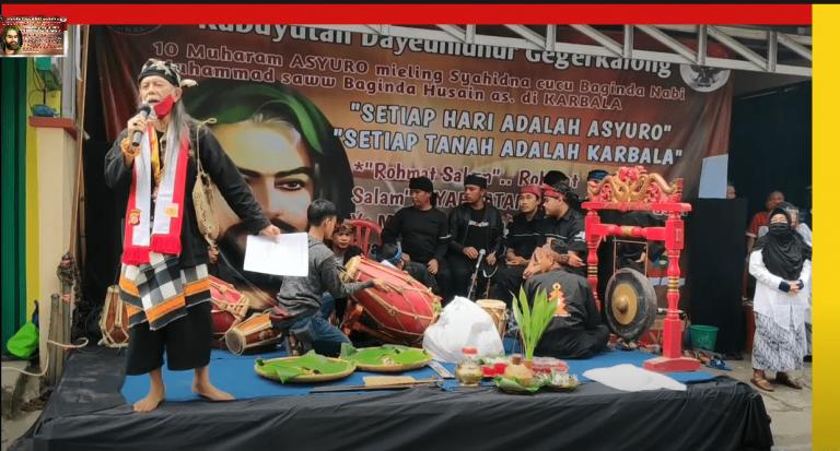 Peringatan Asyuro di Geger Kalong Kota Bandung dan Kebencian Terhadap Syiah Yang Belum Usai