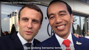 Jokowi Harusnya Ingetin Macron Soal Sejarah Muslim & Prancis, Bukan Sekadar Kecaman Belaka