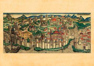 Bizantium: Konstantinopel sebelum Islam