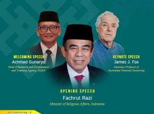 Menteri Agama Buka International Symposium on Religious Life 2020: Acara Ini Menguatkan Nilai Kemanusiaan dan Membangun Peradaban