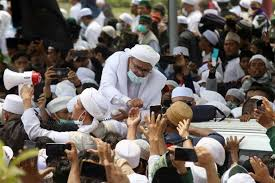 FPI Klaim Habib Rizieq Negatif Covid, Semoga Klaster Petamburan Jadi Pengingat Buat FPI Tidak Bikin Kerumunan Lagi