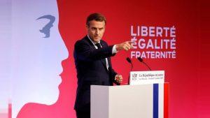 Bentuk Dewan Imam Nasional, Emmanuel Macron Minta Imam di Prancis Sepakati Piagam Nilai Republik