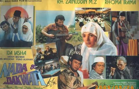 Nada dan Dakwah Rhoma Irama: Film Progresif Melawan Kapitalisme dan Konflik Agraria di Masa Orde Baru