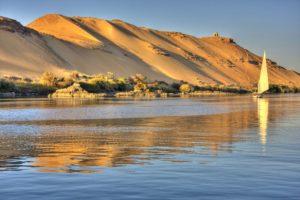 3 Kejadian Aneh di Sungai Nil yang Dialami Dzun Nun al-Mishri