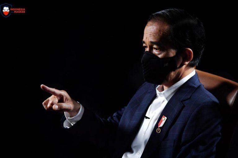 Yang Bermasalah dari Tweet Jokowi Soal Korupsi 17 M Mensos Juliari Batubara