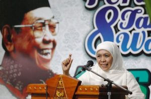 Cerita Pelengseran Gus Dur, Khofifah Indar Parawansa : Gus Dur Bagi Sedekah Untuk Tolak Bala Perpecahan Masyarakat