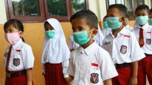 New Normal: Aku Sekolah Kembali, Dengan Menahan Pengapnya Masker