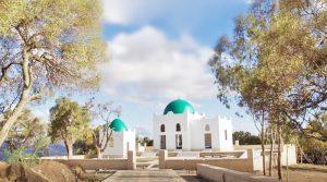 Namanya al Najeshi, Masjid Tertua di Afrika itu Hancur