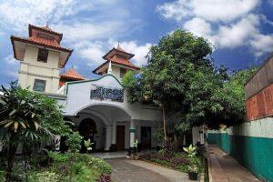 Masjid Hidayatullah, Masjid Bercorak Tionghoa di Jantung Kota Jakarta