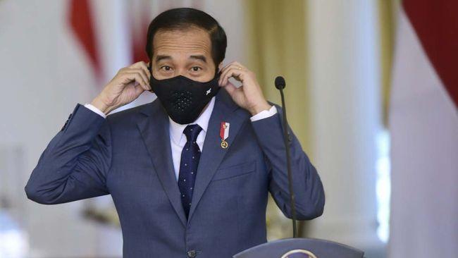 Jokowi Akui PPKM Jawa-Bali Tidak Efektif, Tapi Malah Diperpanjang Lagi
