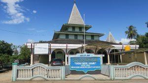 Masjid Hukuman Mati: Masjid Syekh Abdul Hamid Abulung