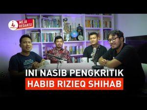 Setelah Ustadz Gaes Mengkritik Habib Rizieq dan Menghilang Beberapa Waktu Lalu