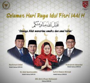 Menelusuri Ucapan Idul Fitri dari Para Politisi dan Menemukan Fakta Mencengangkan di Baliknya