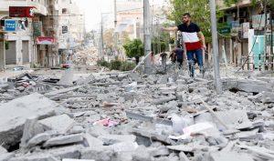 Militer Israel Kembali Serang Gaza